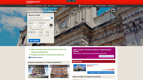 HotelesCom